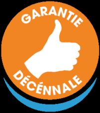 PICTO GARANTIE DECENNALE SARL COMBE Pont-Saint-Esprit Miroiterie
