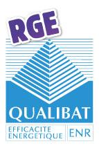 Logo RGE Gualibat SARL COMBE Pont-Saint-Esprit